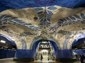 Subway,quando stazione metro capolavoro d'arte