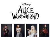Ispiration board: alice wonderland