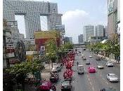 quiete prima della tempesta Bangkok, Thailandia