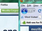 Firefox primi indizi prime bozze