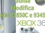 Modifica Xbox LiteOn 83850C 93450C