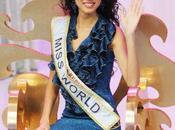 Zhang Zilin Cina (Miss World) Riyo Mori Giappone Universo)