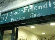 Inaugurazione Eco-Friendly Fashion Shop