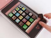 I-chocolate L'I-phone cioccolato