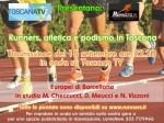 Podismo Atletica RUNNERS, atletica podismo Toscan,a puntata 16.09.2010.