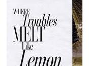 WHERE TROUBLES MELT LIKE LEMON DROPS... Magazine October 2010 Walker with Karlie Kloss