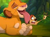 Simba timon sono veri amici pelle