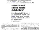 Flavio Cattaneo Terna, sviluppare filiera tutta italiana delle batterie
