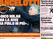 Ecco prime della Gazzetta, Corriere dello Sport Tuttosport