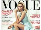 emozioni mamma come Charlize Theron Vogue