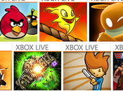 Sette giochi Xbox Live 0,99€