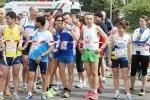 """Aprile 2012: alla """"Staffetta CentoCampi vincono l'Atletica Livorno Gruppo Podistico Alpi Apuane."""