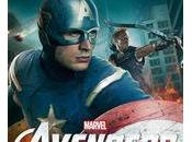 Marvel Disney Pictures presentano personaggi Avengers: Ecco Captain America