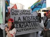 #Autogrill licenzia lavoratrici Roma