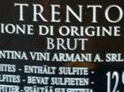 Trentino Wine Award aprile 2012: Maso Michei Albino Armani