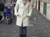 Patrizia Pepe white coat!!!