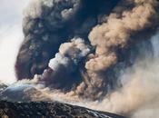 Gallery: Eruzione lampo dell'Etna: fumo cielo cenere