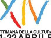 Settimana della Cultura 2012: luoghi date
