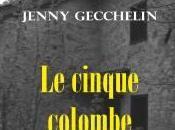 """recensioni """"Scrittevolmente"""": cinque colombe Jenny Gecchelin"""