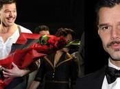 Nuovo look cantante Ricky Martin: debutta Broadway
