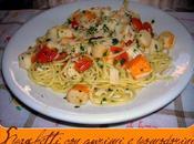 Questa spaghettata sapori mare,risulta gustosa,vel...
