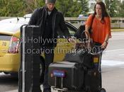 Jensen Ackles moglie portabagagli