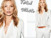 Trend closet Total White secondo Mango!