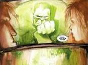 viaggio dolceamaro Wolverine Hulk