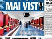 Ecco prime pagine della Gazzett Tuttosport Corriere dello Sport