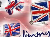 Jimmy Choo capsule collection: Union Jack Mania...