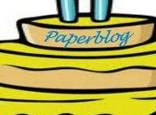 Buon Compleanno Paperblog!