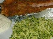 trancio salmone panato