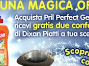 Prodotti gratuiti detersivi Dixan gratis Pril magica offerta