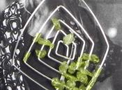 Orecchini spirali peridoto