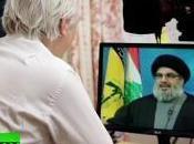 Assange intervista televisione russa Sayyed Nasrallah