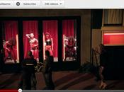 Stop traffik: sexy workers danzano contro sfruttamento!