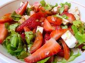 insalata fragole feta σαλατα φραουλες φετα