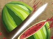 Scarica Download Fruit Ninja, Xbox Live anche Soldiers, Doodle God, Angry Birds