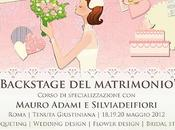 BACKSTAGE MATRIMONIO Corso wedding planner