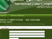 Barrios Competition 2012 Aperte iscrizioni!
