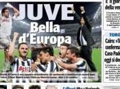 Ecco prime pagine Corriere dello Sport Gazzetta Tuttosport