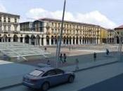 Piazza Garibaldi trasforma: parcheggi negozi sottoterra