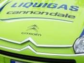 Giro d'Italia 2012: ecco nove della Liquigas-Cannondale