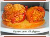 Peperoni ripieni alla foggiana