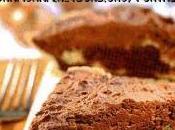 Crostata pandoro gianduia
