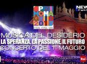 Orari Concertone Primo Maggio 2012