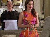Leighton Meester indossa mimosa dress Blumarine Gossip Girl