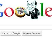 Google auguri Berlusconi