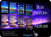 Blue Nature Purple Giulio7g