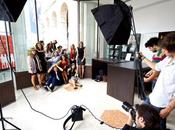 Photo shooting donna moderna: backstage! settembre